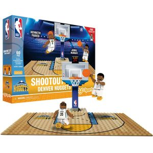 Denver Nuggets 3 Point Shot Buildable Set