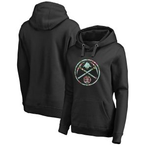 Denver Nuggets Fanatics Branded Women's Lovely Pullover Hoodie