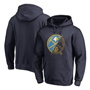 Denver Nuggets Fanatics Branded X-Ray Pullover Hoodie