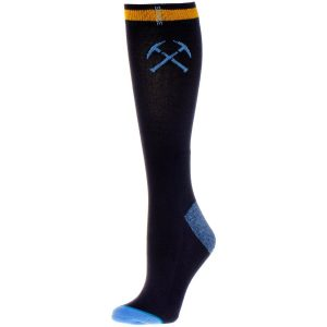 Stance Denver Nuggets Women's Navy Arena Logo Socks