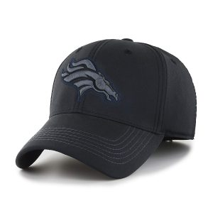 Broncos Adult Men's NFL Stretch Fit Hat