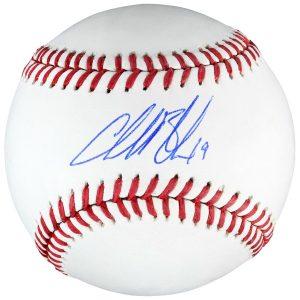 Charlie Blackmon Colorado Rockies Fanatics Authentic Autographed Baseball
