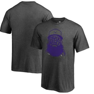Charlie Blackmon Colorado Rockies Fanatics Branded Youth Hometown Chuck Nazty T-Shirt