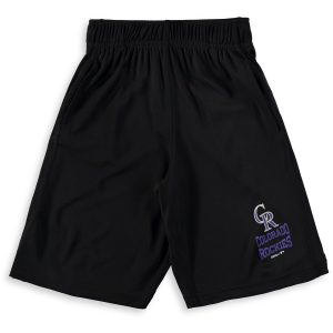 Colorado Rockies Youth Link Up Performance Shorts