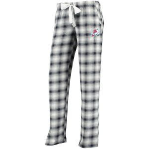 Concepts Sport Colorado Avalanche Women's Navy/Gray Forge Pajama Pants
