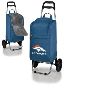 Denver Broncos Cart Cooler – Navy