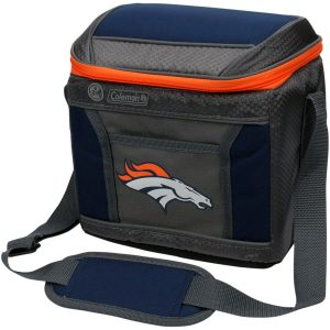 Denver Broncos Coleman 9-Can 24-Hour Soft-Sided Cooler