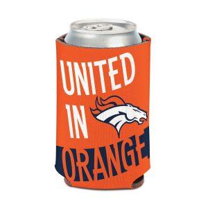 Denver Broncos Small Window Cling