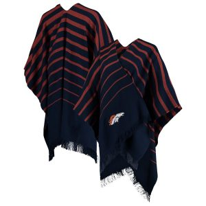 Denver Broncos Women's Wrap Scarf