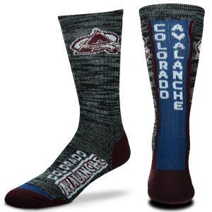 For Bare Feet Colorado Avalanche Women's Team Vortex Socks