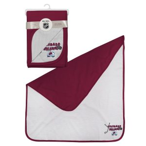 Infant Colorado Avalanche Lil Kicker Baby Blanket