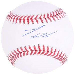 Nolan Arenado Colorado Rockies Fanatics Authentic Autographed Baseball