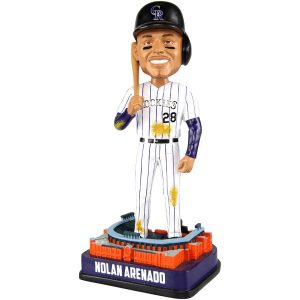 Nolan Arenado Colorado Rockies Stadium Bobblehead