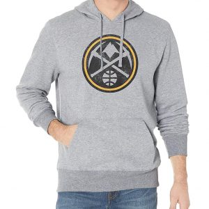 Denver Nuggets Men's Fleece Hoodie, OTS NBA