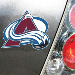 WinCraft Colorado Avalanche 5″ Die-Cut Car Magnet