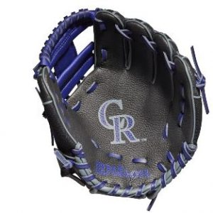 Colorado Rockies Wilson Youth 10″ Team Glove