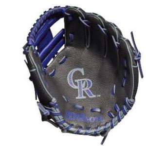 Colorado Rockies Wilson Youth 10″ Team Glove