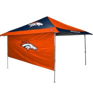 Denver Broncos Rawlings 10′ x 10′ Tailgate Canopy Tent