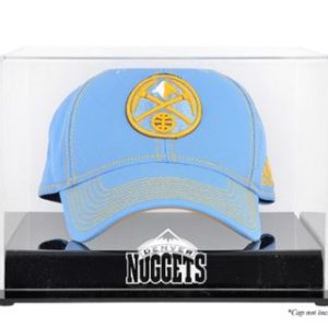 Denver Nuggets Fanatics Authentic Hardwood Classics 1993 – 2018 Acrylic Team Logo Cap Display Case
