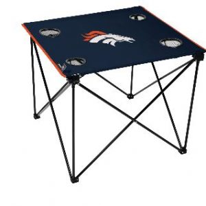 Rawlings Denver Broncos Deluxe Tailgate Table